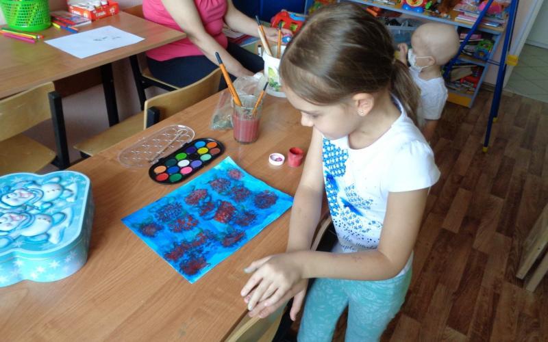Арт-терапия: читаем стихи, смотрим в окно, наблюдаем, анализируем, рисуем. «Краски осени»
